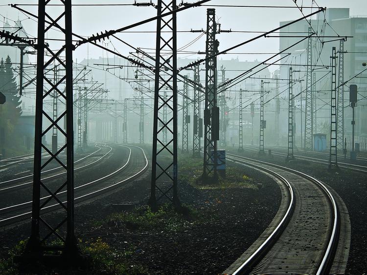 Более 30 поездов были задержаны на Московской железной дороге из-за аварии