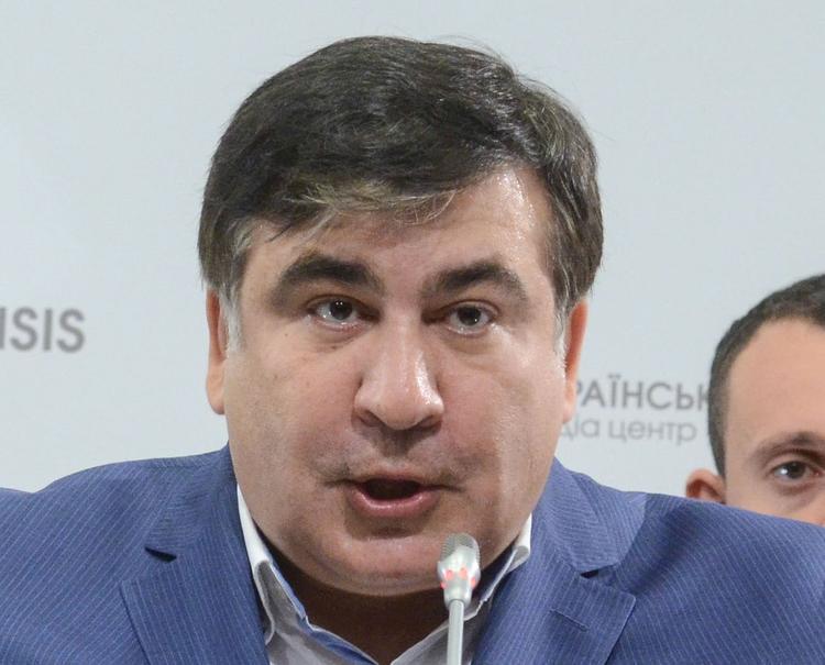 Саакашвили заявил, что власти Грузии и Украины шантажируют и пугают его