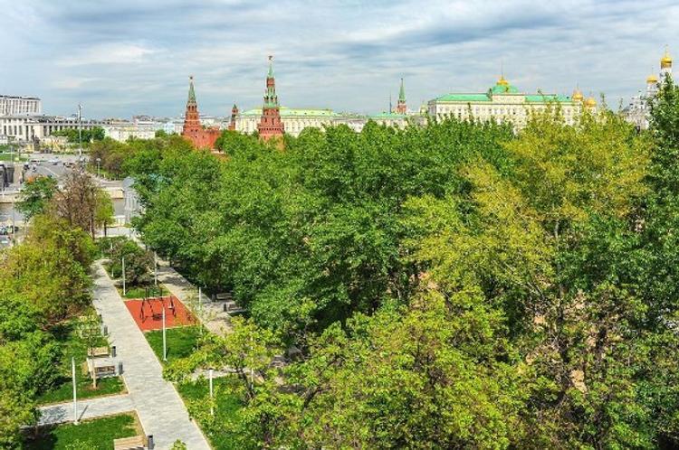 Москву ожидает масштабное озеленение