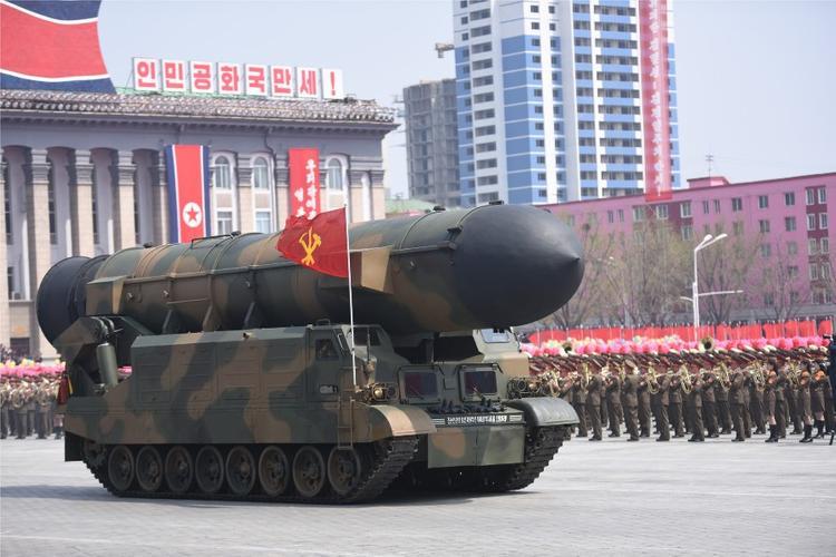 Минобороны Японии опасается запуска ракеты КНДР в честь праздника 9 сентября