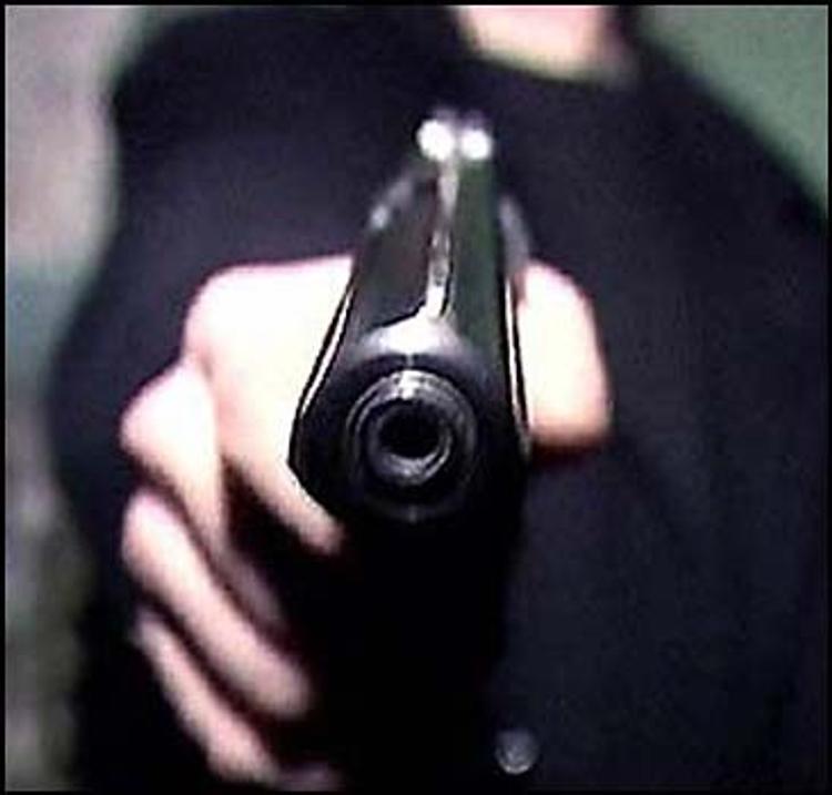 В центре Москвы стреляли в прохожих