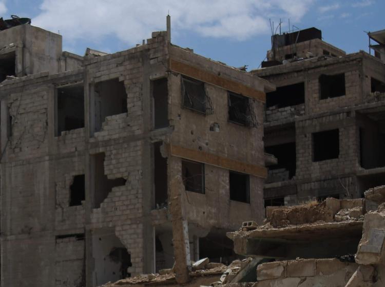 Россия считает плохо сфабрикованной фальшивкой доклад ООН по Сирии