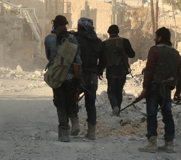 Минобороны: армия Сирии и ВКС России одержали победу над ИГ* в Дейр-эз-Зоре