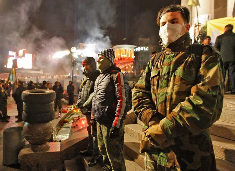 Украинский военный подтвердил участие иностранных снайперов в Евромайдане
