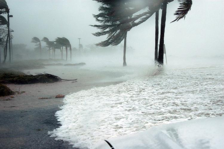 """Вильфанд: Самый сильный удар урагана """"Ирма"""" обрушится на Санкт-Петербург"""