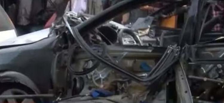 Эксперты назвали место закладки бомбы в салоне взорвавшегося в Киеве автомобиля