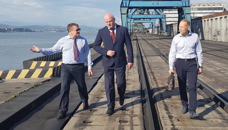 «Нацрыбресурс» берётся соединить «рыбным мостом» восток и запад России