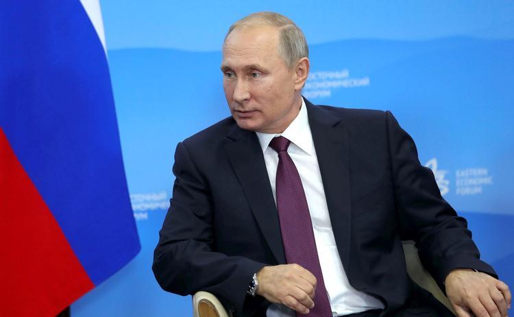 Путин согласился с размещением миротворцев вне линии соприкосновения в Донбассе