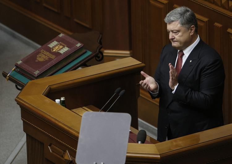 Клинцевич назвал прорыв Саакашвили на Украину «черной меткой» для Порошенко