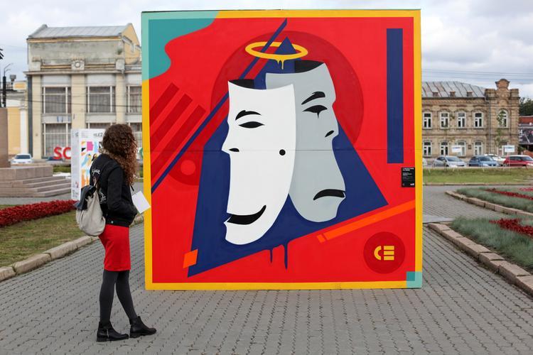 На Кировке открылась зеркальная экспозиция «30 граней тебя»