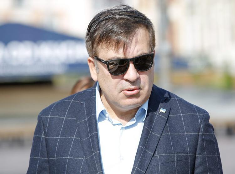 Саакашвили таинственно исчез из гостиницы во Львове