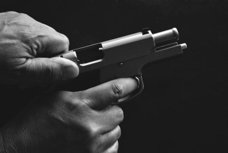 В Москве пьяный казак выстрелил в атамана