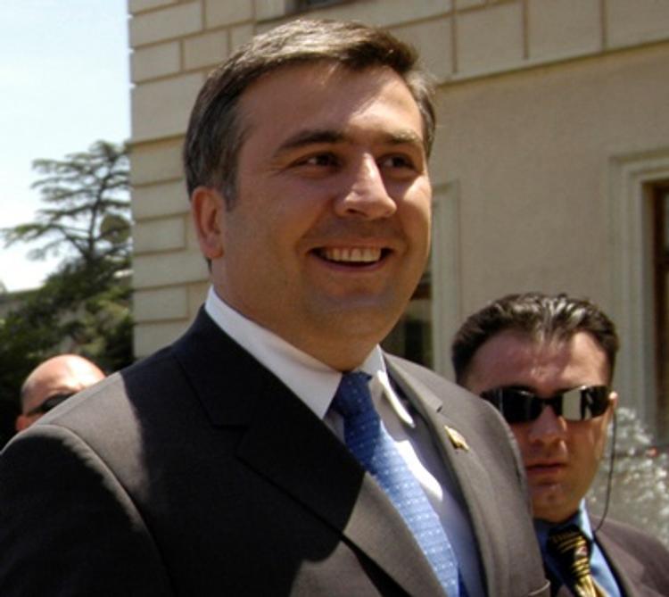 Саакашвили сообщил дату своего появления в Киеве