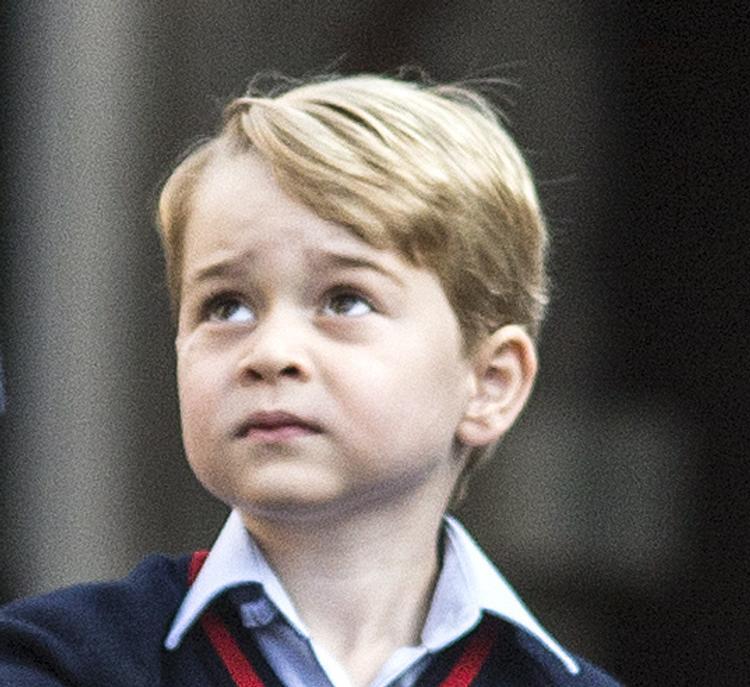 Сын принца Уильяма и герцогини Кэтрин уже нашел в школе подружку