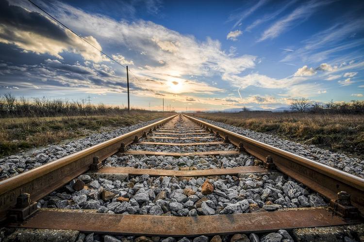 Житель Польши ночью угнал поезд