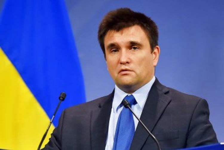 Климкин: украинцам опасно находиться в Белоруссии