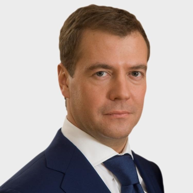 Дмитрий Медведев получает поздравления с днем рождения