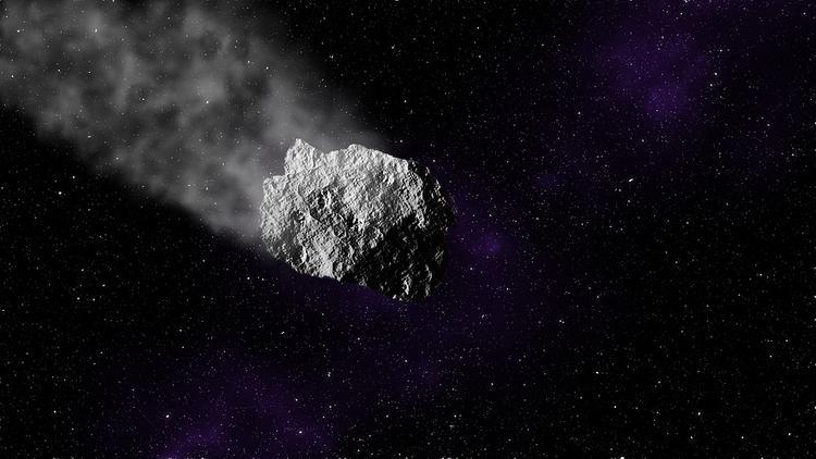Ученые заявили о возможности уничтожения Марса огромным астероидом