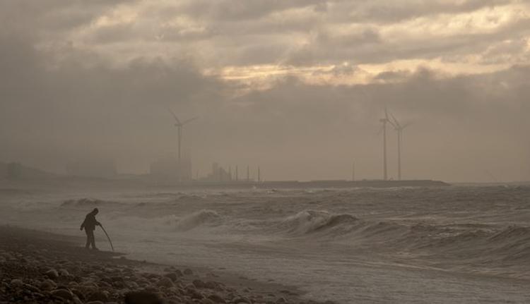 Тропический шторм «Норма» у побережья Мексики усилился до урагана