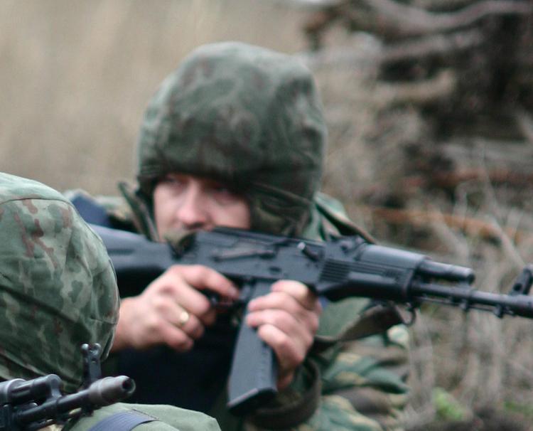 Совместные учения с египетскими десантниками стартовали в России