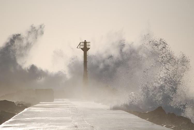 "Мощный тайфун ""Талим"" накроет завтра Приморье"