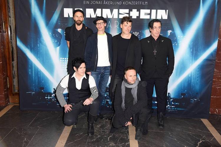 СМИ узнали о скором распаде группы Rammstein