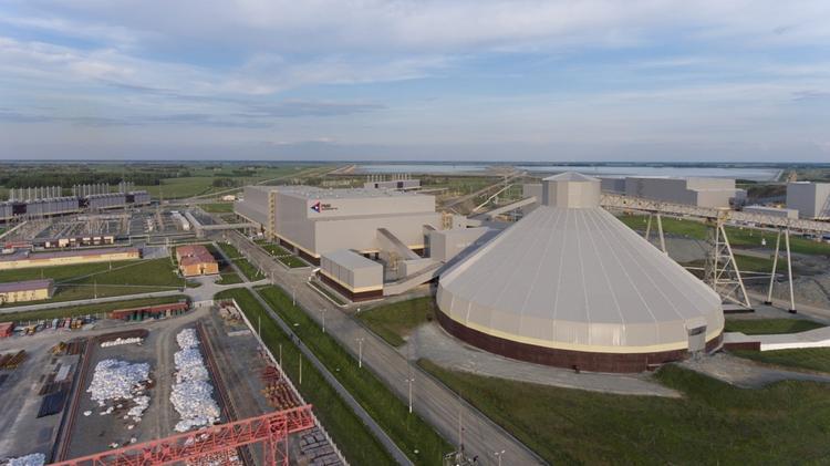 На Михеевском ГОКе установят новое оборудование обогащения руды
