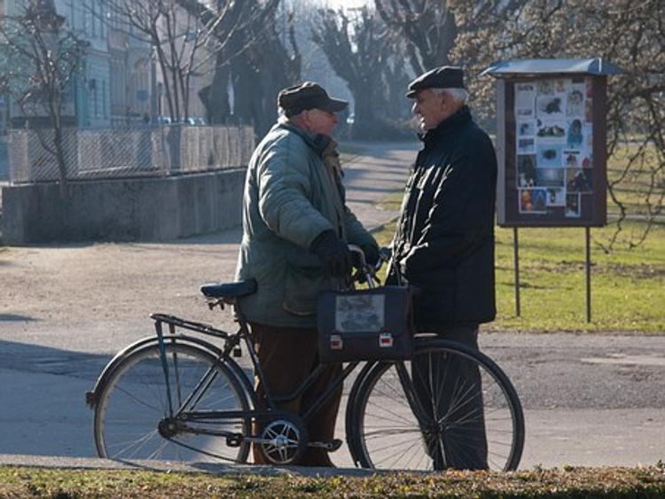 В России мужчины стали жить дольше