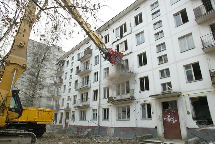 В программу реновации включены еще 37 столичных домов