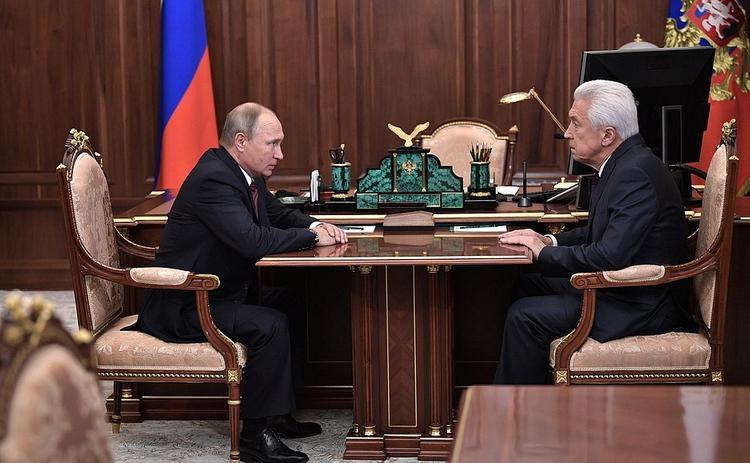 Путин про Васильева: такой человек сейчас нужен Дагестану