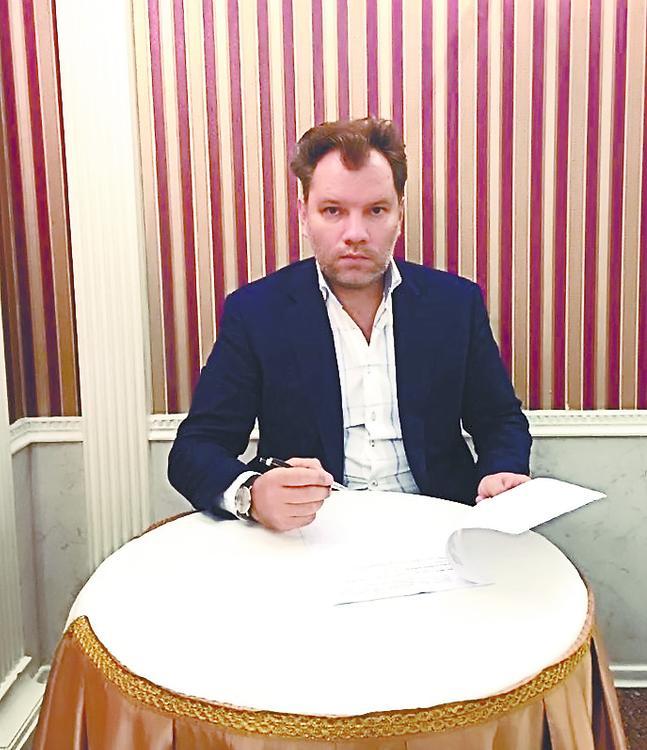 Кирилл Тихонков: Мне повезло жить и работать на благодатной земле