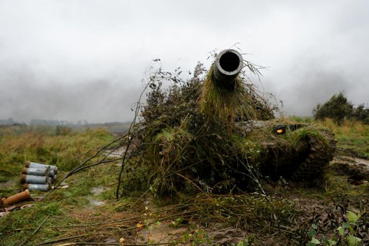 На Северном Кавказе подняли по тревоге артиллеристов