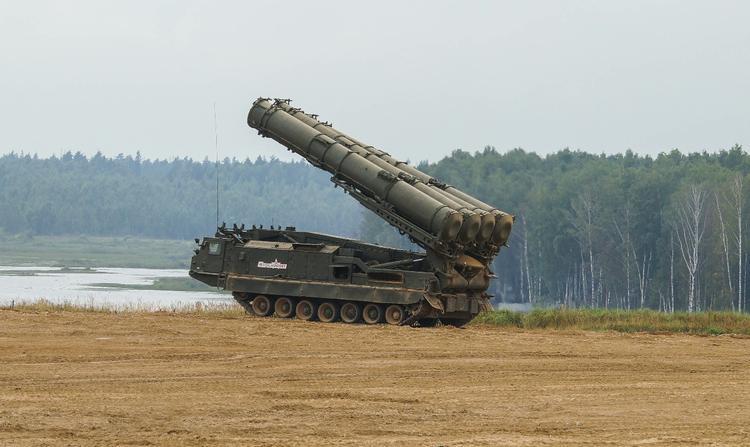 СМИ узнали о планах Саудовской Аравии купить у России комплексы С-400