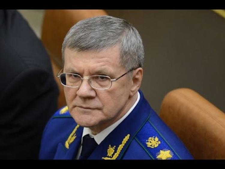 Генпрокурор РФ прибыл в Екатеринбург