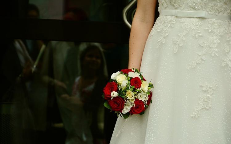 В сети появилось видео со свадебным танцем Дианы Шурыгиной