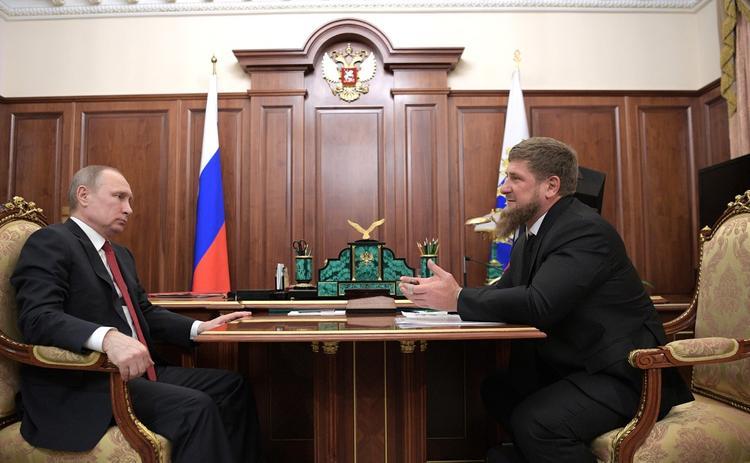 Кадыров рассказал о «сыновней почтительности» перед Путиным