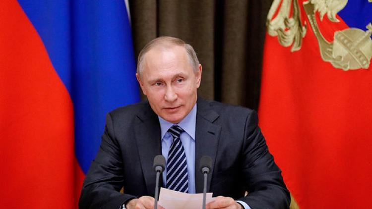 Михайлов, Билан и Лепс поздравили Путина, присоединившись к флешмобу