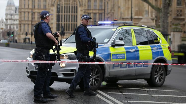 Стало известно число пострадавших при наезде автомобиля на пешеходов в Лондоне