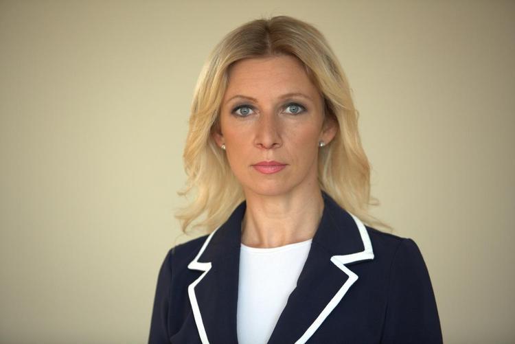 Выдворение журналиста с Украины напоминает «охоту на ведьм», считает Захарова