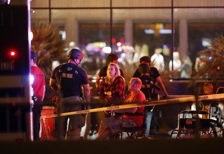 Полиция раскрыла содержание записки стрелка из Лас-Вегаса