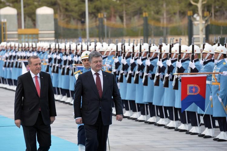 В Крыму ответили на слова Эрдогана о непризнании присоединения полуострова к РФ