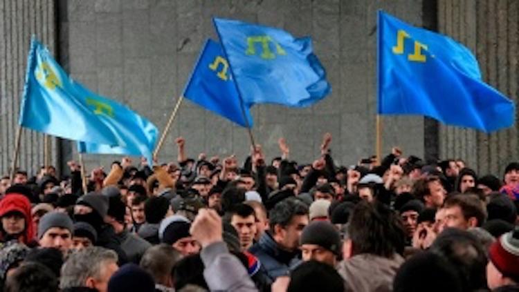 Турция видит в крымских татарах рычаг влияния на Россию