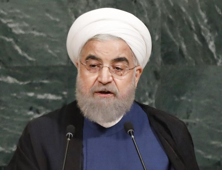 Роухани: Иран намерен продолжать развитие ракетной программы