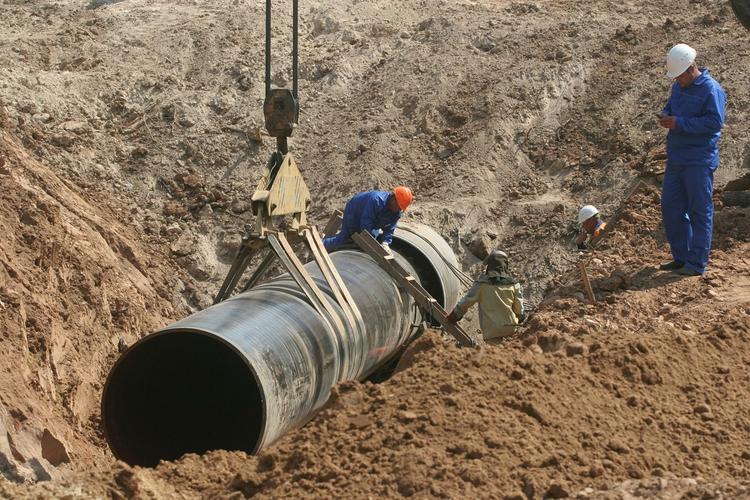 Появилась информация о возможном подрыве газопровода в Крыму