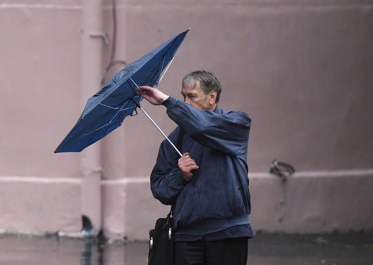 """В Москве 2 ноября объявили """"желтый уровень"""" погодной опасности"""