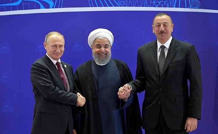 Путин подтвердил планы по поставкам газа на север Ирана через Азербайджан