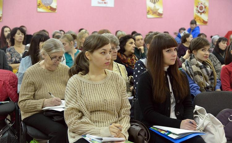 """В Волгоградской области прошел  """"Семейный разговор"""""""