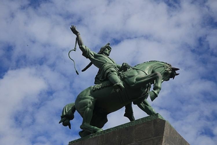 Главному памятнику Башкирии исполняется 50 лет