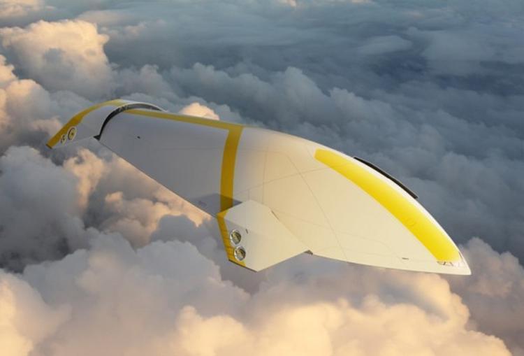Дирижабль для полетов в космос создали в Японии