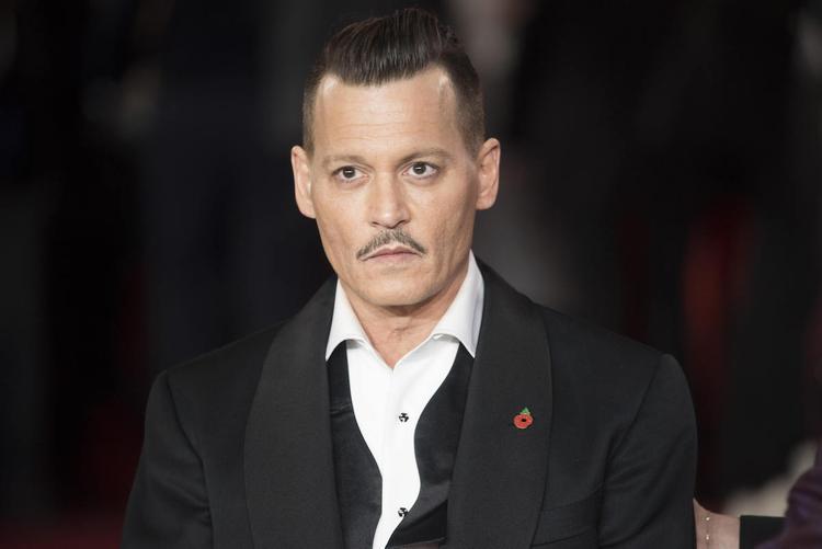 Джонни Депп разочаровал поклонников на премьере нового фильма в Лондоне